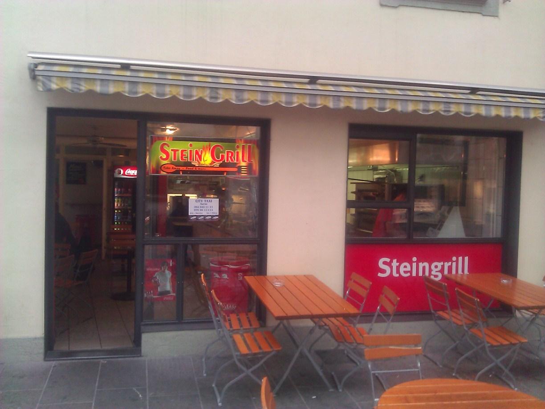 steingrill takeaway, aarau | kebab test